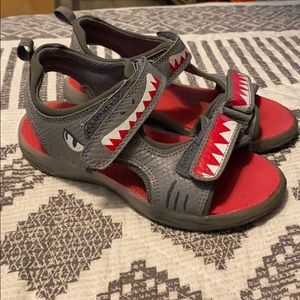 Carters strap sandals
